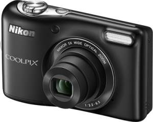 Nikon Coolpix L30 Point & Shoot Digital Camera