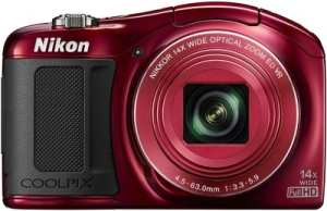 Nikon Coolpix L620 Digital Camera