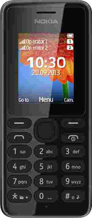 Noikia Dual Sim Mobile | Nokia 108 Dual Phone Price@Nokia Dual Mobile Phone Market Shop - HelpingIndia