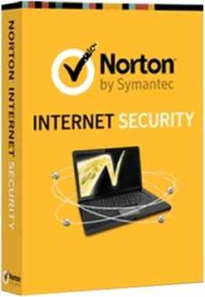 Norton Internet Security 2013 5 PC 1 Year