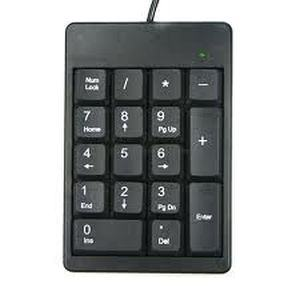 USB Numeric Keypad keyboard for Laptops Notebook PC