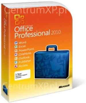 Microsoft MS Office 2010 Professional Edition Software CD