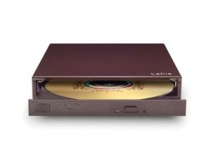 Lacie USB Portable DVD�RW Drives with LightScribe Mini