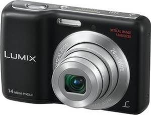 Panasonic Lumix DMC-LS6 Point & Shoot