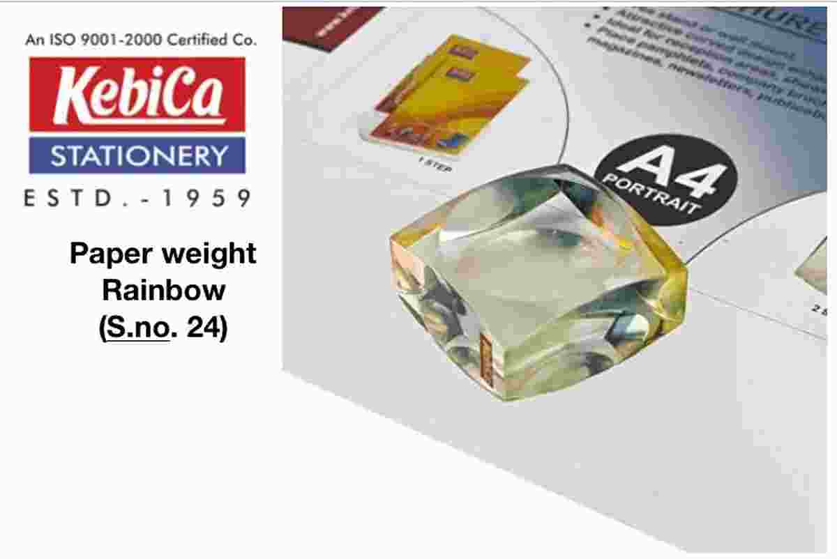 Paper Weight | Kebica PAPER WEIGHT Paperwieght Price 27 Feb 2020 Kebica Weight Box Paperwieght online shop - HelpingIndia