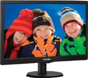 Philips 18.5 inch LED - 193V5LSB23 Monitor