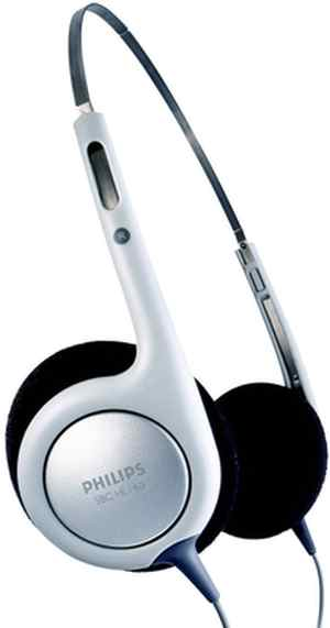 Philips SBCHL140/98 Wired Headphones