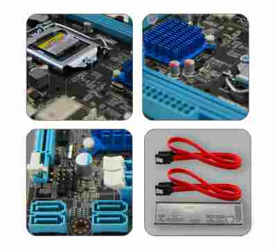 Intel 81 Motherboard | Zebronics ZEB-H81 intel Motherboard Price@Zebronics 81 Ddr3 Motherboard Market Shop - HelpingIndia