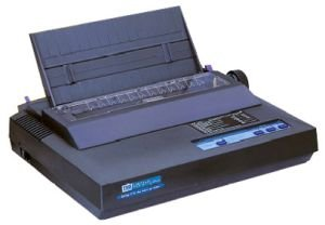 TVS -E MSP 240 Classic Dot Matrix Printer DMP