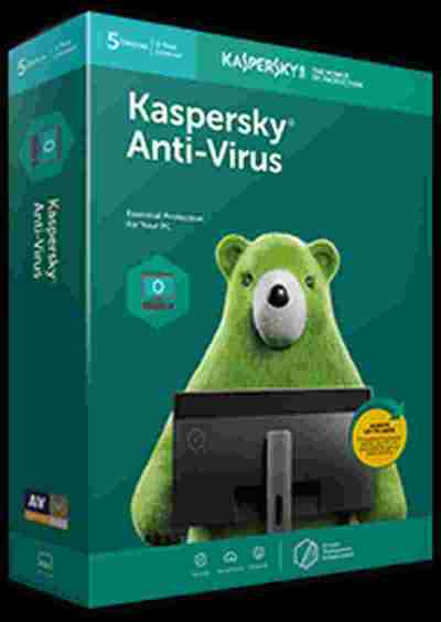 Kaspersky 2019 (1CD + 3 key) (1yr) (3pc + 3 Android) CD AntiVirus