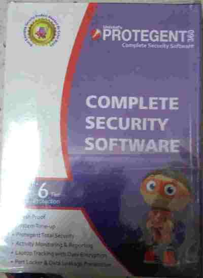 Protegent Completel Security Software