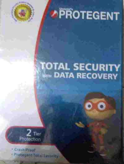 Protegent Total Security Software with Data Recovery Software