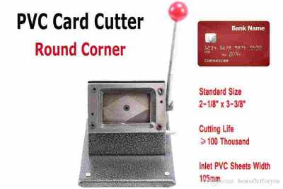 Pvc Card Cutter Machine | PVC IDCard Die Cutter Price 13 Dec 2018 Pvc Card Die Cutter online shop - HelpingIndia