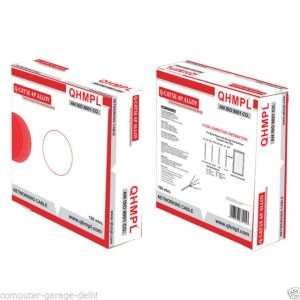 Cat5e Lan Network Cable | Quantum 100 mtrs cable Price@Quantum Lan Pair Cable Market Shop - HelpingIndia