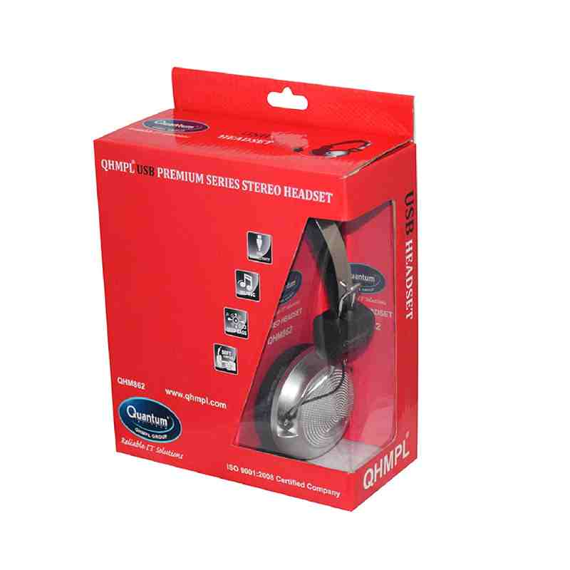 Quantum USB Headphone | Quantum QHM7403 USB Headset Price 24 Nov 2020 Quantum Usb Computer Headset online shop - HelpingIndia