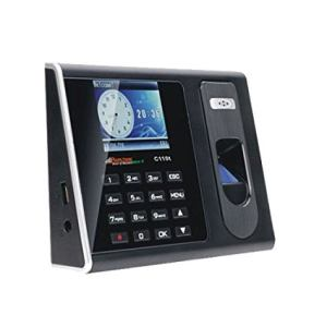 Realtime C110T Eco Series Biometric + Rfid Card Based Attendance Machine - Click Image to Close