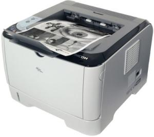 Ricoh Aficio SP 300DN Duplex Networking Laser Printer