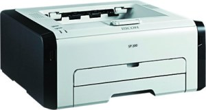 Ricoh - SP 200 Multi-function Laser Printer