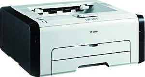 Ricoh SP 200N Single Function Laser Printer