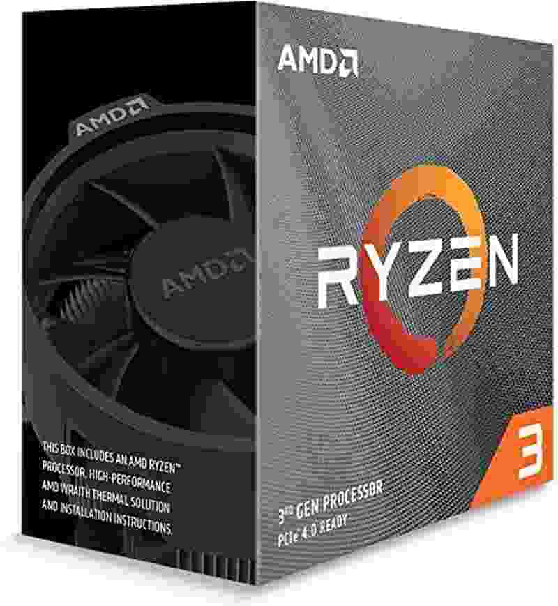 AMD Ryzen 3100 3 Desktop Processor CPU