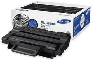 Samsung ML D2850B Black Toner Cartridge