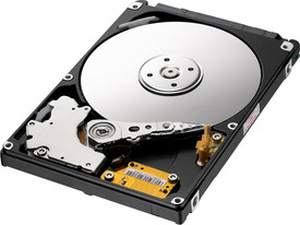 Samsung Spinpoint M8 500 GB Laptop Internal Hard Drive