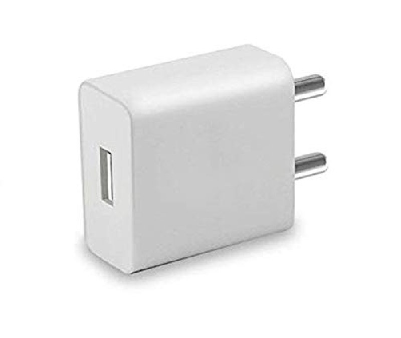 Mobile Phone Single USB Bulk Purchase Fast Charging White Head Charger Adapter