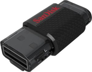 Sandisk Ultra Dual 16 GB On-The-Go Pendrive