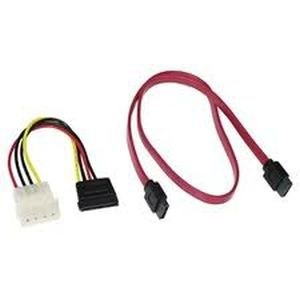 2 Sata Power Cable + 2 Sata Data for HDD, DVD Writers