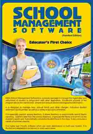 School / College Management CD Software