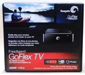 Seagate FreeAgent GoFlex TV Network HD Media Player