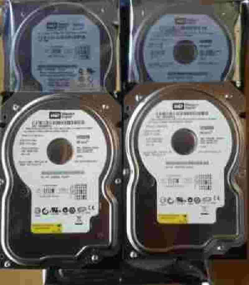 Seagate/WD 80 GB IDE PATA New Hard Disk Drive HDD