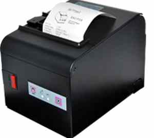 HeyDay GPPrinter GP 80250 POS Thermal Receipt Printer