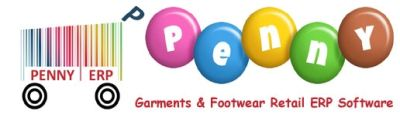 Penny Apparels & Footwear GST Ready ERP Software