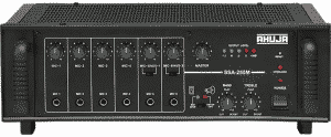 Ahuja SSA-250M High Power PA Amplifier