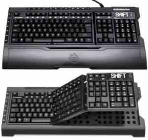 SteelSeries Shift Gaming Keyboard