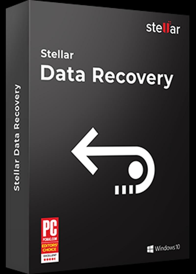 Stellar Data Recovery Professional for Windows Software
