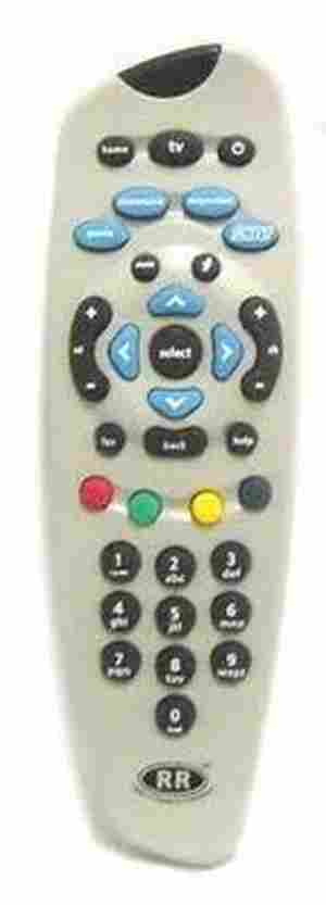 Tatasky DTH Remote Compatible tata sky Digital TV STB BOX