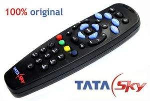 Tatasky DTH Compatible tata sky Digital TV STB BOX Remote