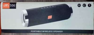 TeraByte TB-S06 Portable bluetooth Wireless Speaker