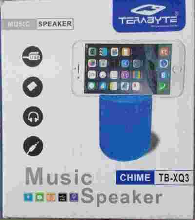Terabyte Bluetooth Speaker | TeraByte CHIME TB-XQ3 Speaker Price 22 Feb 2020 Terabyte Bluetooth Wireless Speaker online shop - HelpingIndia