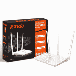 Tenda F3 300Mbps Wireless wifi Router