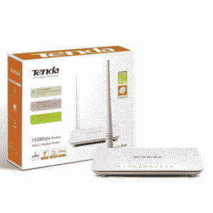 Tenda TE-D151 Wireless N150 ADSL2+ Modem wifi Router
