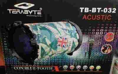 Terabyte TB-BT-032 Acustic Portable Blutooth Speaker