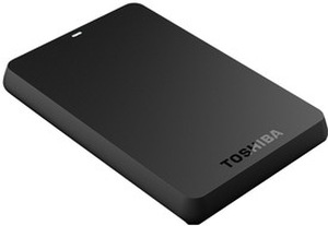 Toshiba Canvio Basic 500 GB External Hard Disk