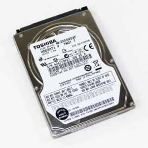 Laptop HDD 250GB SATA Internal Hard Drive Refurbished HDD