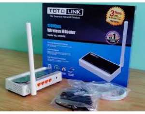 Totolink 150Mbps Wireless wifi Router