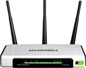 TP-LINK TL-WR1043ND 300 Mbps Ultimate Wireless N Gigabit Router
