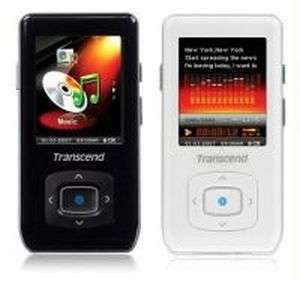 TRANSCEND MP850 MP4 PLAYER