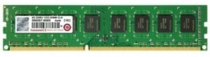 Transcend DDR3-1333 DDR3 4 GB Desktop RAM